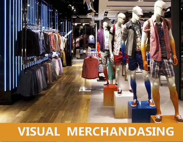 visual merchandasing y escaparatismo