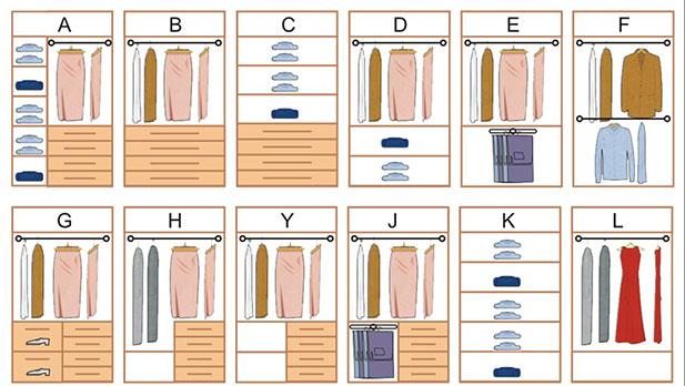 Diseño De Armarios Y Vestidores Archihomy
