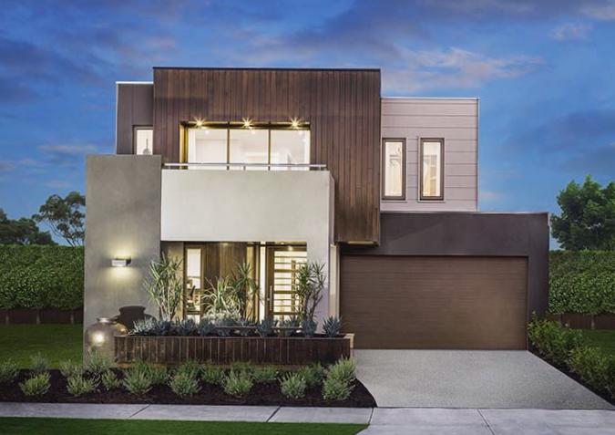 colores para fachada casa moderna